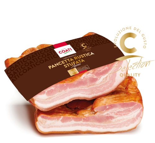 PANCETTA RUSTICA STUFATA Selection Quality