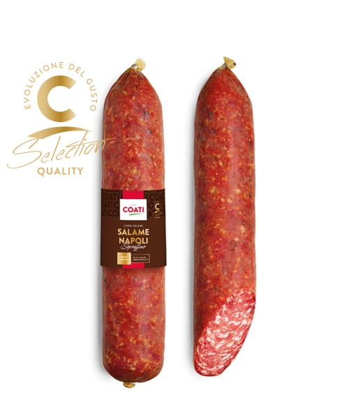 SALAME NAPOLI Selection Quality diametro 75